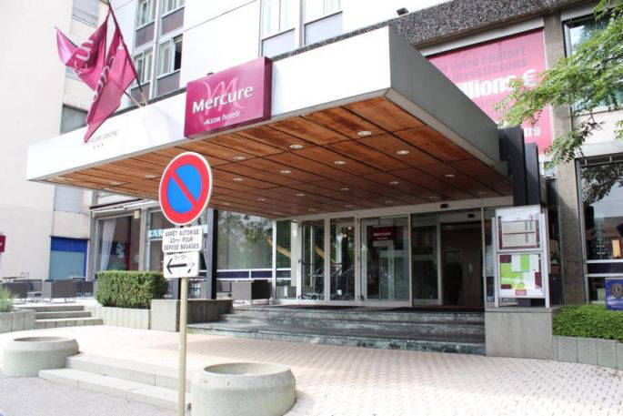 Hotel Mercure Mulhouse Centre - EBCA Convention 2018