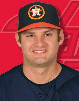 Jeremy Barnes, Minor League Hitting Coach for Houston Astros