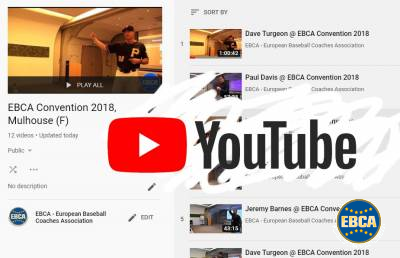 15th EBCA Convention 2018 (Mulhouse, F) videos