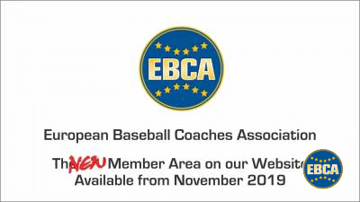 Member Area extended - EBCA